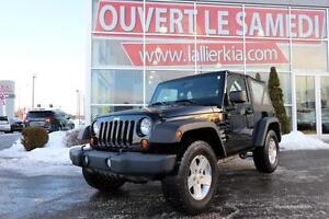 2010 Jeep Wrangler AUTOMATIQUE MAGS SPORT SPORT