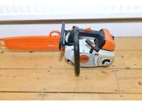 Stihl MS 201 topping saw