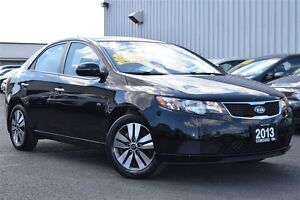 2013 Kia Forte EX |ONE OWNER | SUPER LOW KM!!