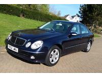MERCEDES E240 2,6L Avantgarde, Auto, 2002 (W211), Petrol, (98.4k)