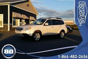 2010 Subaru Forester LIMITED CUIR TOIT OUVRANT AUTOMATIQUE