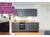 One-bed Apartment at Gravity Residence, Flat 5: FREE BEATS EP HEADPHONES / PAY NO ADMIN FEES