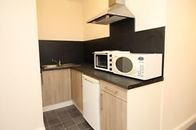 Studio/Bedsit Style Apartment To Let - Old Police Station - Castleford