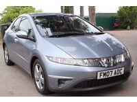 Honda Civic 1.8 i-VTEC SE Hatchback i-Shift 5dr GENUINE MILEAGE,2 KEYS,2 OWNER