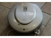 Large Hot Plate George Foreman Grilling Machine Health Grill