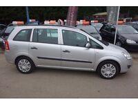Vauxhall Zafira 1.6 i 16v Life 5dr, 7 SEATER.