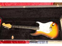 Fender Stratocaster Ultra - 1991, Ebony Board & Dually Switch