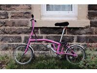 Brompton Bike - S3L Type