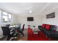 BRIGHT AND SPACIOUS TWO DOUBLE BEDROOM FLAT