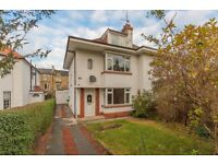 4 bedroom Unfurnished Semi-detached house for rent on Morningside Drive, Morningside , Edinburgh