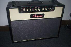 Bugera BC30 guitar amplifier..mint condition