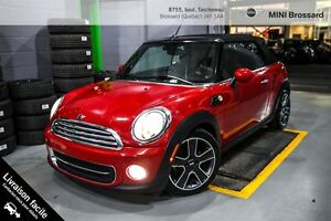 2013 MINI Cooper Convertible 17 -- BLUETOOTH -- 73$/SEM*