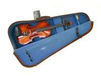Kiso Suzuki Violin Copy Of Antonius Stradivarius 1720 - 1976 3/4 No.7 Japan