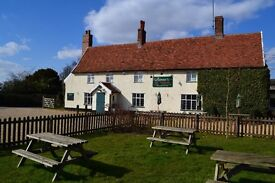 Waiting Staff Required for Busy Country Pub Near Wickham Market