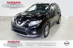 2014 Nissan Rogue SL AWD GPS TECH+CUIR+TOIT OUVRANT+AUDIO BOSE