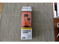 JVC HA-FR15-B EARPHONES