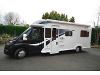 BAILEY APPROACH AUTOGRAPH 765 LOW PROFILE MOTORHOME WITH ELECTRIC BED 6 BIRTH