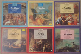 Collections The Great Composers And Their Music x 57 LP-s Records