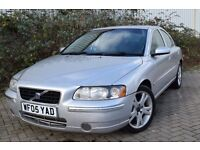 Volvo S60 D5 Diesel Leather Interior Full service History 2005