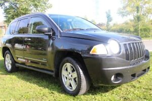 2008 Jeep Compass CUIR, MAGS, SIEGES CHAUFFANTS....