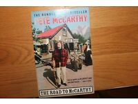 PETE McCARTHY - THE ROAD TO McCARTHY PAPERBACK