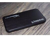 Genuine KINGSTON Hyper 2.5 SATA USB EXTERNAL HARD DRIVE CADDY ENCLOSURE for Laptop /PC
