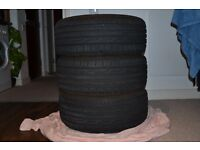 Great Condition - 205 50 R16 - High Performance Car Tyre - Single - 3x Available