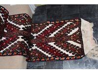 Yomet Tent Band - Long narrow carpet!
