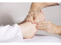 Reflexology, RLD - Reflexology Lymph Drainage, Kansa Vatki Foot & Leg Massage