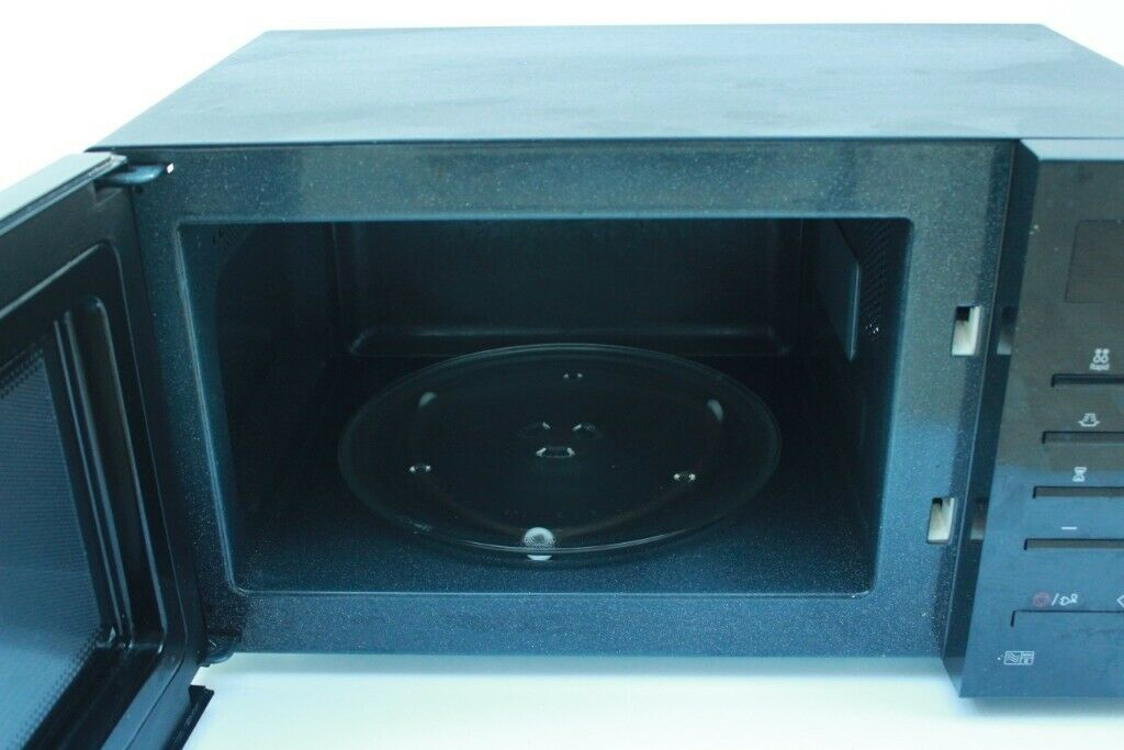 Samsung 800w Microwave Model Number Me76v 20l Very Good Condition
