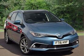 PCO REGISTERED | UBER READY | 2016 TOYOTA AURIS TOURING SPORTS HYBRID (AUTO)