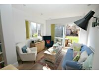 HIGH SPEC LUXURIOUS TWO DOUBLE BEDROOM GROUND FLOOR FLAT WITH HUGE PRIVATE GARDEN-CALL TASSOS NOW!