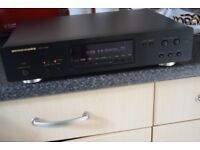 MARANTZ ST-6000 FM/AM STEREO TUNER CAN BE SEEN WORKING