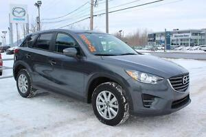 2016 Mazda CX-5 GX*AWD*AC*BLUETOOTH*CRUISE*GR ÉLEC*USB