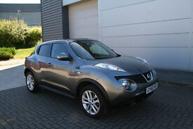 Nissan Juke 1.6 Acenta Sport Low Mileage Excellent Condition One Owner