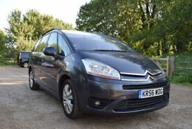 Citroen c4 Grand Picasso VTR+ 1.6 Diesel , Parking sensors, 7 SEATS, LOW MILEAGE !!! BARGAIN !!!