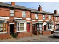 WHITEGATES TO LET TRADITIONAL TERRACED THREE BED HOUSE WAVERLEY ROAD SPACIOUS EXTRA BEDROOM IN LOFT