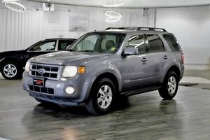 2008 Ford Escape Limited 3.0L, Sunroof, Heated Leather Seats, He