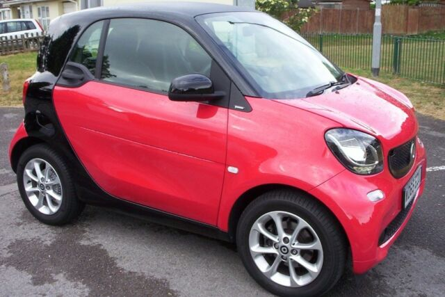 065 16 Smart Car Passion 1 0 Litre Coupe In Nailsea Bristol Gumtree