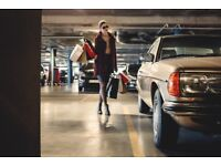 Secure underground car parking space to rent