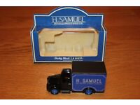 REDUCED FROM £5 TO ONLY £2.50 H. SAMUEL JEWELLER LLEDO MODEL LORRY