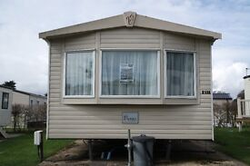 Static Caravan located in Dorset only 10 min from the local Avon beach. 5* park, 5* Facilities!!!