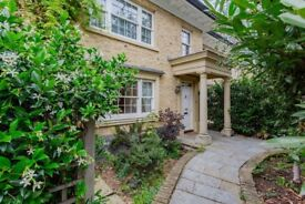 This spectacular five bedroom family home is set over four floors, boasts 4361 Sq. Ft