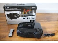 Optoma GT750 XL 3D projector