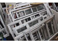 PVC Window and Door frames no glass