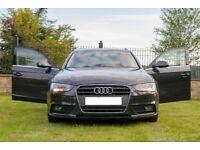 2012 Audi A4 Estate TDI   Consumption MPG 72.4 - Tax Cost 30 p.a   Immaculate