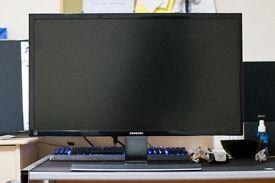 Samsung U28D590D 4K Monitor - Slight Fault - £175