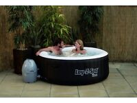 DELIVERED AT YOUR DOOR TODAY!! LAY Z SPA INFLATABLE HOT TUB + FREE ITEMS!!