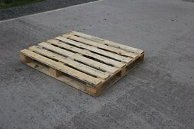 Used Wood pallet - great condition