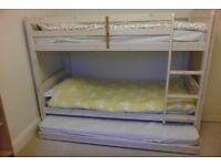 3 sleeper bunk bed